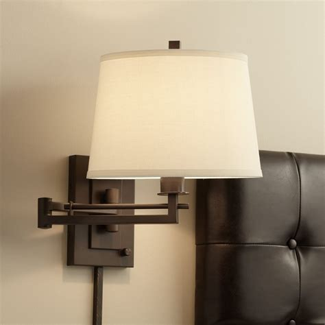 wall light sconces plug contemporary sconce lights oregonuforeview