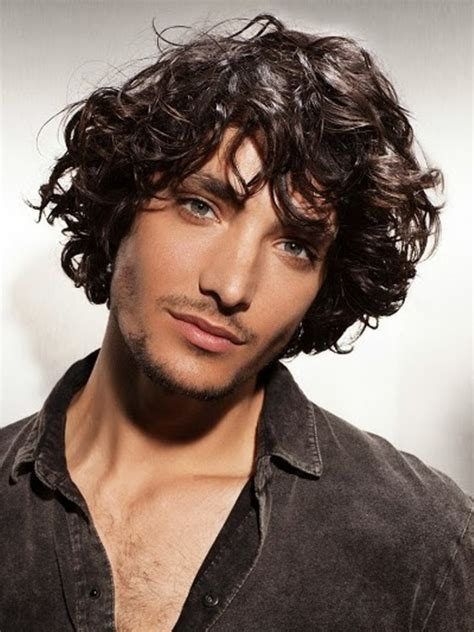96 curly hairstyle haircuts modern men guide