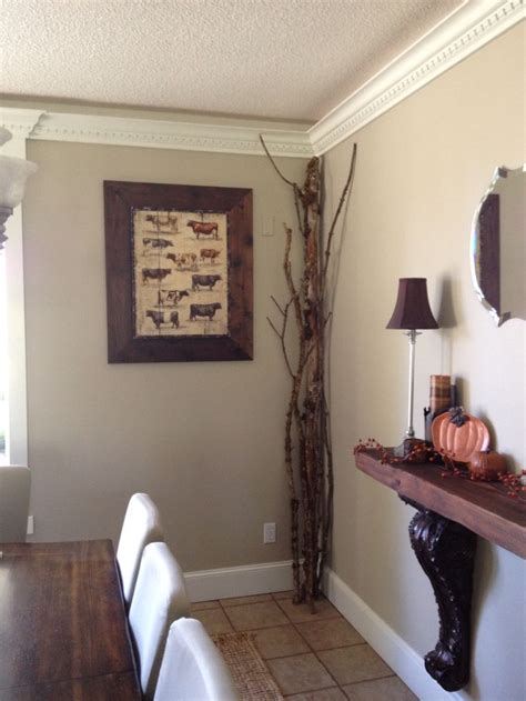 wall color behr castle path color matched miller