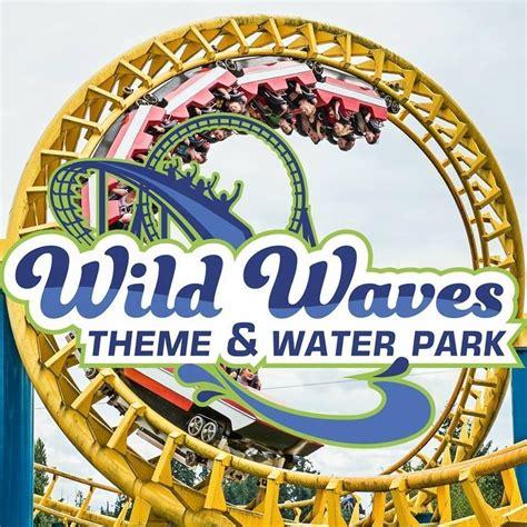 wild waves 2019 season wild waves theme park
