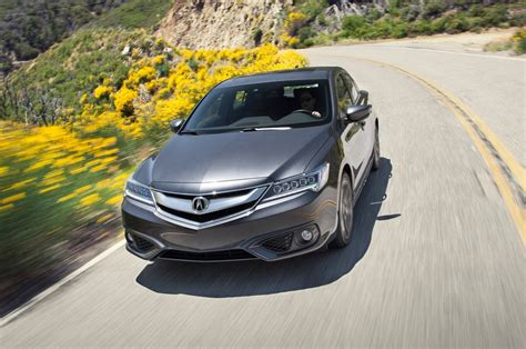 2016 acura ilx spec test review motor trend
