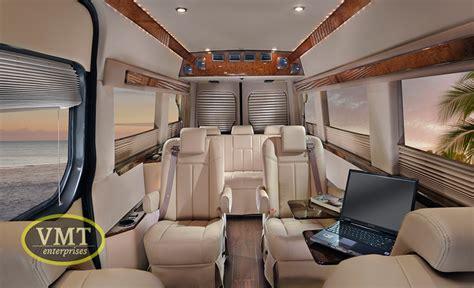 series luxury sprinter conversion van vmt enterprises