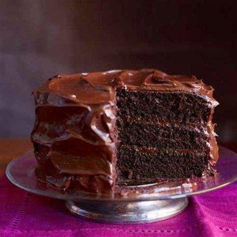 chocolate cake pudding frosting recipe dishmaps