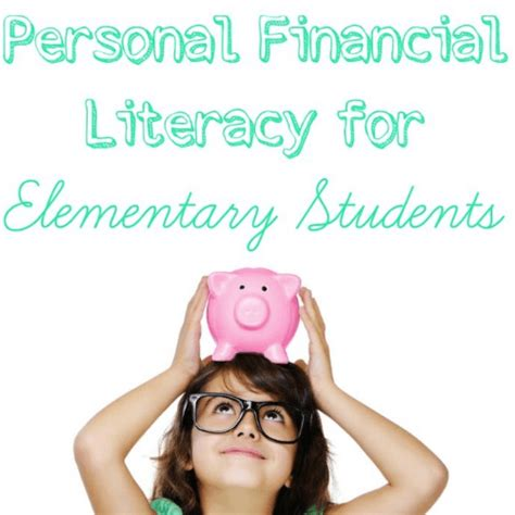 personal financial literacy elementary students minds bloom