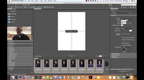 Creating A Contact Sheet In Adobe Bridge Cc 2018 Youtube.html