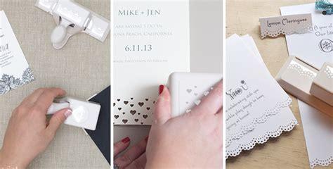 10 ways add diy wow factor wedding invitations