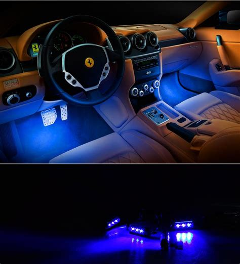 atmosphere light led ambient lighting supplies