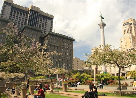 visit union square hotels shopping travel events