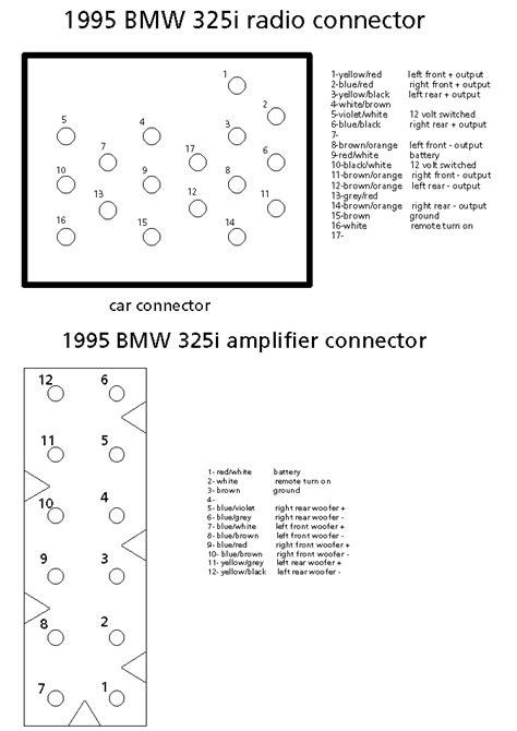 question bmw 3 series e36 radio pelican parts