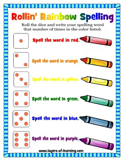 making spelling fun spelling word activities spelling activities