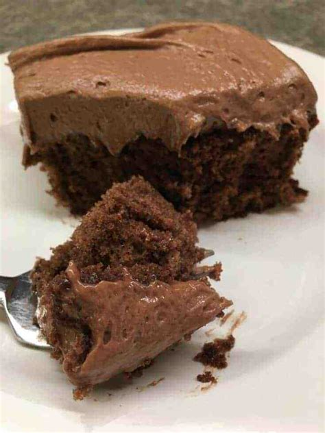 homemade chocolate cake recipe southern roots