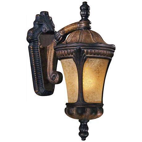 brass motion sensor outdoor lighting country cottage bridgeport