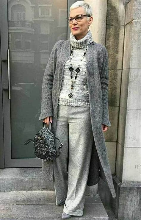 High Fashion For Over 50
