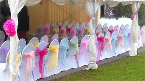 pastel multi wedding multicoloured pastel sashes wedding chair