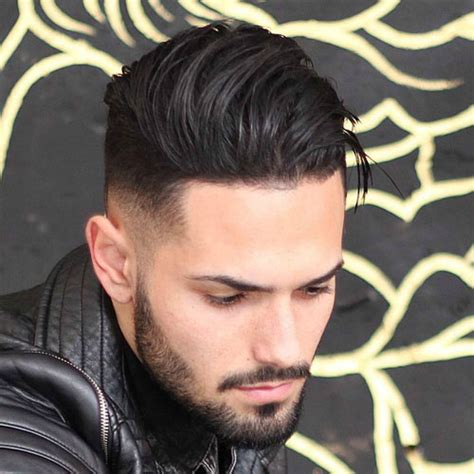 30 hairstyles men thick hair 2020 guide