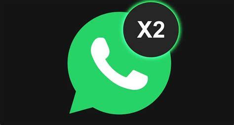data viral whatsapp aprende crear dos cuentas de