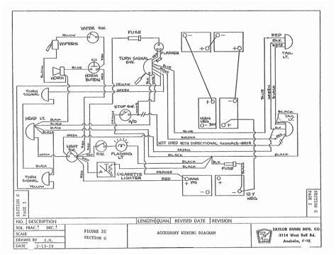 wiring diagram 2006 club car precedent 48 volt