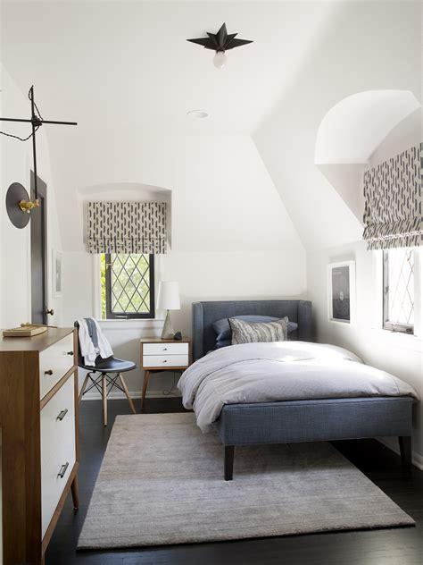 steal mid century inspired kids bedrooms remodelista