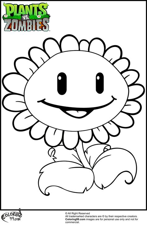 plants zombies coloring pages minister coloring