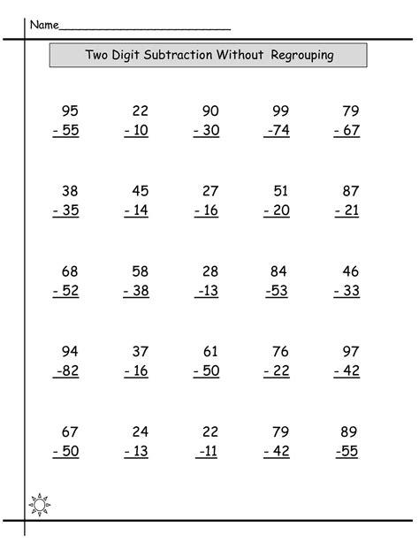 year 3 maths worksheets free printable learning printable