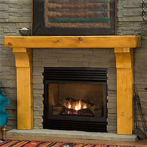 timber fireplace mantels traditional timber log wood