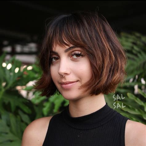 40 flattering bob hairstyles faces 2019