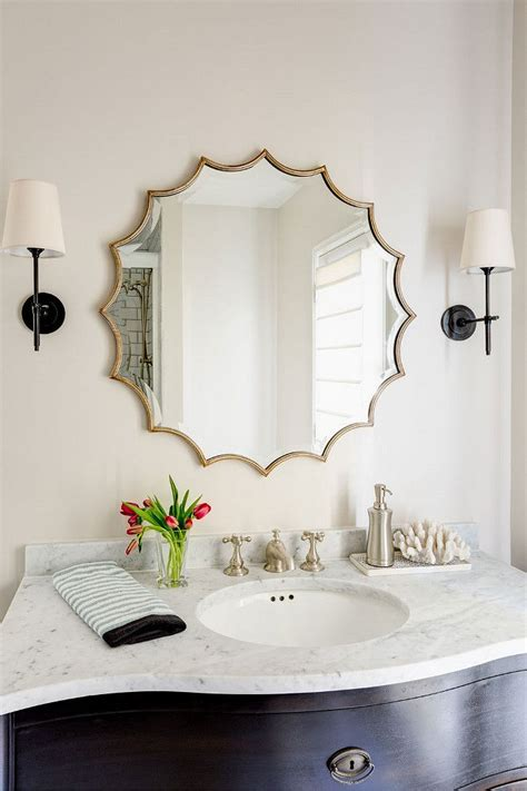 9 Easy Creative Bathroom Mirror Ideas
