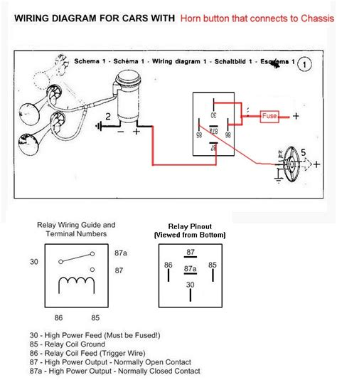 Wiring Diagram For A Train Horn.html