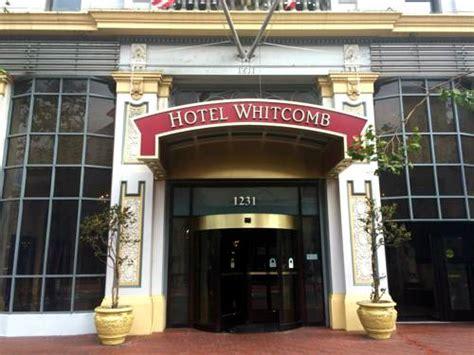 hotel whitcomb historic hotels america san francisco california