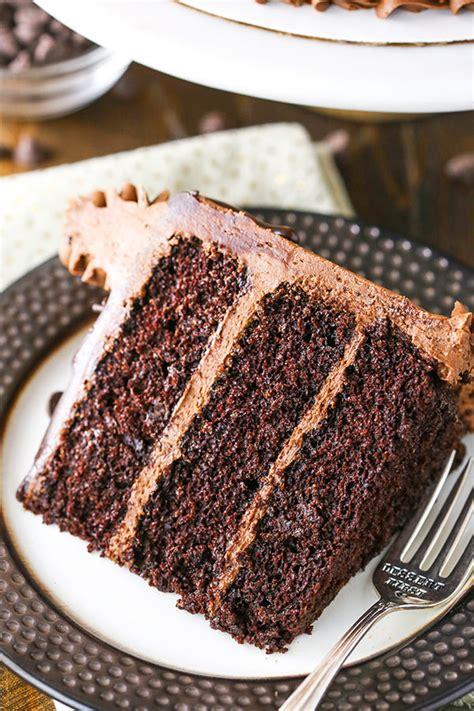 chocolate cake recipe easy moist chocolate cake