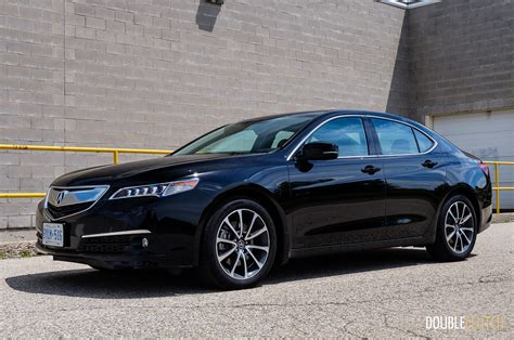 2016 acura tlx sh awd elite review doubleclutch