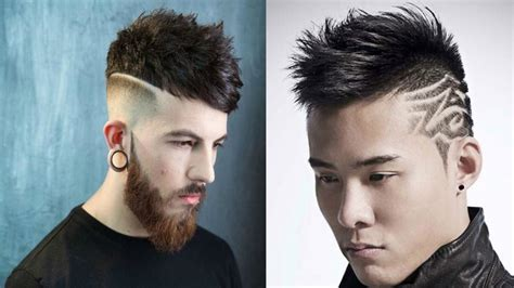 top fashionable hairstyles men 2017 2018 trendy haircuts