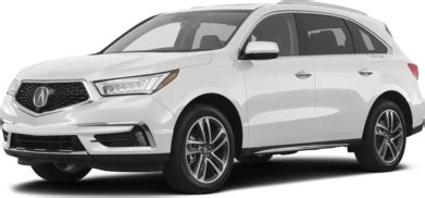 2017 acura mdx prices reviews pictures kelley blue