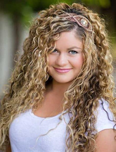 25 hair styles curly hair permed hairstyles headband