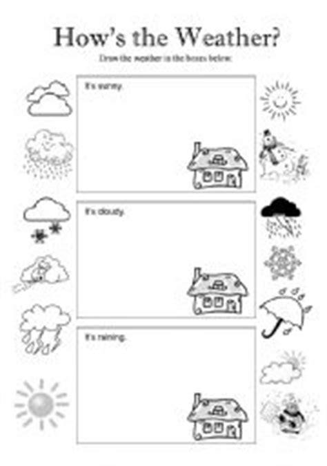 weather worksheet 946 printable weather activities kindergarten