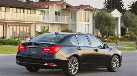 2017 acura rlx preview