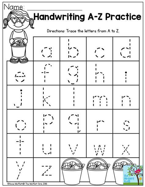 handwriting practice perfect beginning writers summer review prep