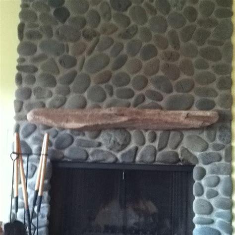 driftwood fireplace mantel beach house list