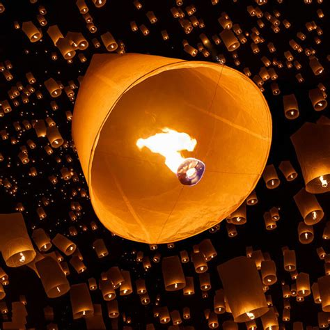 cylindrical kongming lanterns chinese wishing sky lanterns size