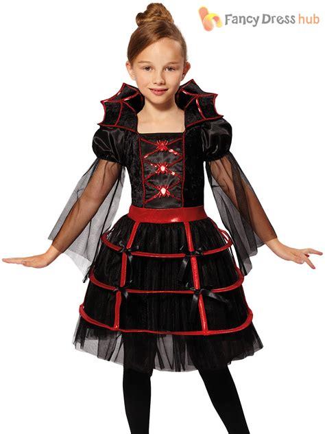 girls vire cutie costume childs halloween fancy dress