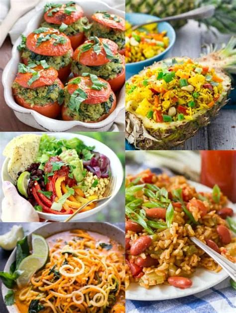 35 vegan dinners perfect busy days recipes plant
