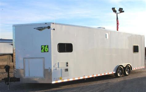 continental cargo haulmark sale living quarter trailers sale