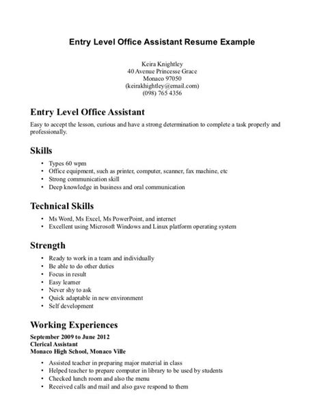 14 dental assistant resume exles experience collection resume