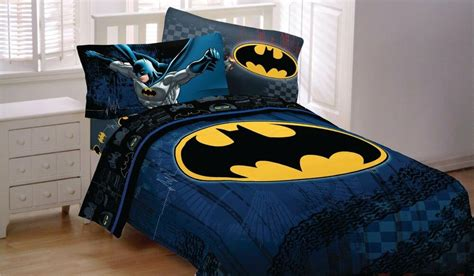 batman dc comic full double size bed comforter