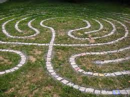 Backyard Maze
