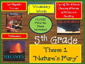 houghton mifflin reading 5th grade theme 1 worksheets