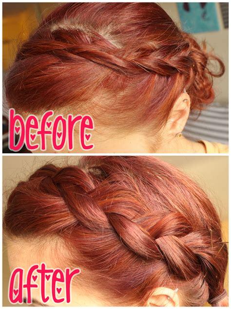 thick bohemian braid thin hair easiest simplest