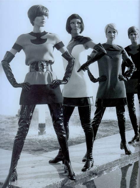 pierre cardin 60 futuristic ready wear 1968 mini