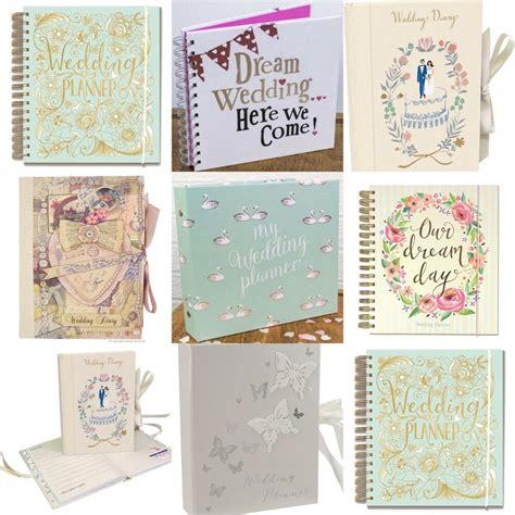 wedding planner book diary journal organiser engagement gift