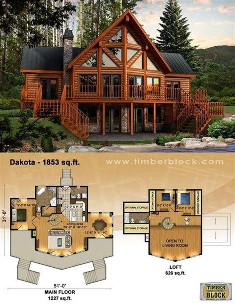 log house plans creative inspiration
